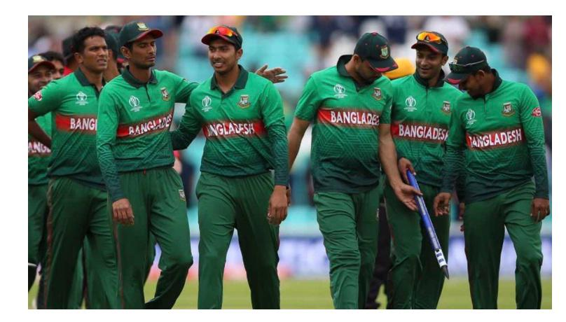Yunus congratulates Bangladesh Cricket Team for their Win against South Africa at the Cricket World Cup 2019.