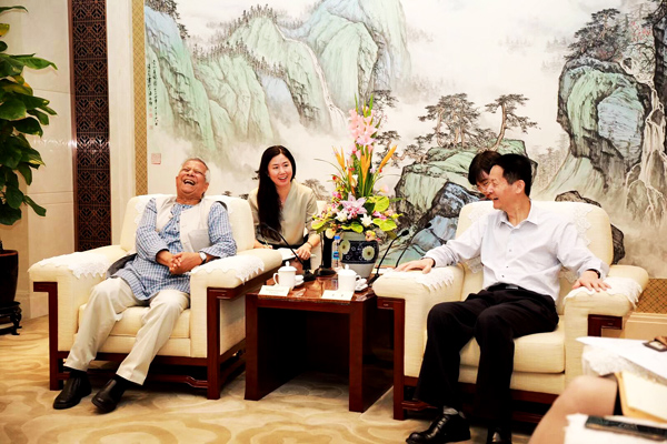 Social Business Week in China:Shanghai to Launch Grameen Programme and Create a Social Business Institute